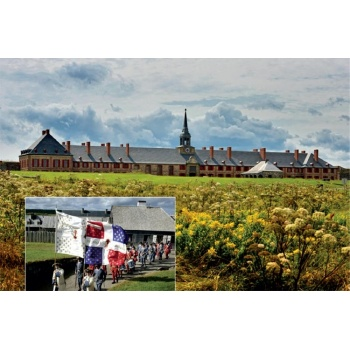 Fortress at Louisbourg
